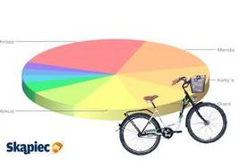 Ranking rowerów - luty 2012