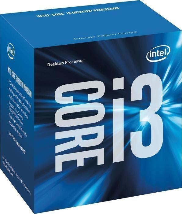 intel i3-6100 - Komputer dla Gracza do 2100zł