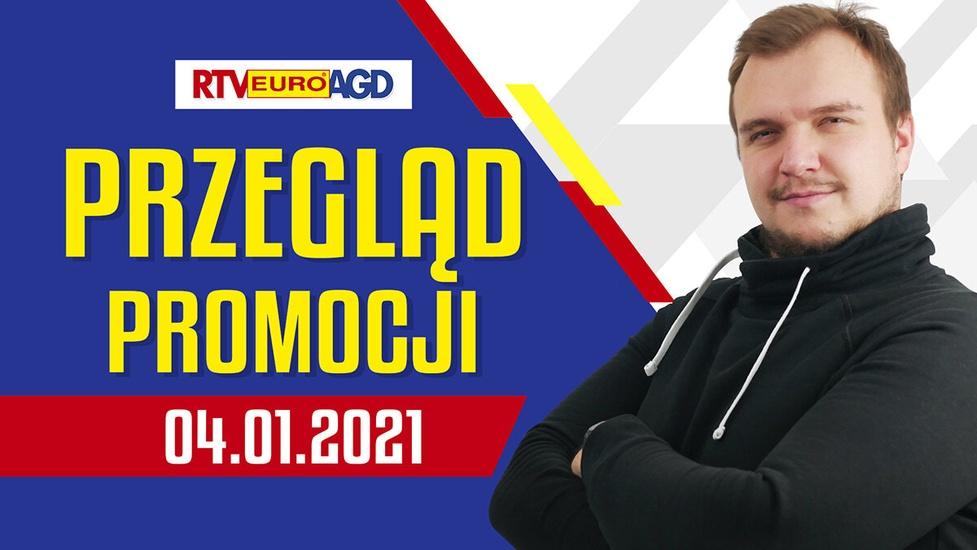 69,99 zł za klawiaturę z myszką - Przegląd Promocji Videotestów RTV Euro AGD 04.01.2021