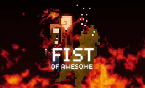 Recenzja Fist of Awesome – Drwal Ratuje Świat!