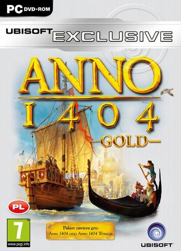 UEXN Anno 1404 Complete Duo Pack