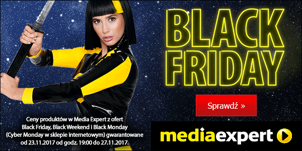 Black Friday na mediaexpert.pl
