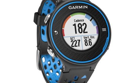 Forerunner 220 i 620 - nowe zegarki dla biegaczy od Garmina