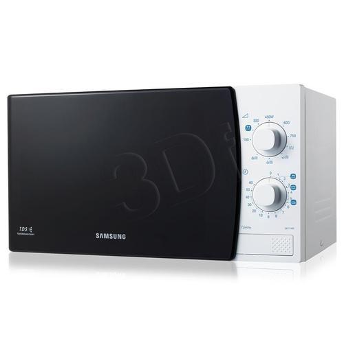 Kuchenka mikrofalowa Samsung GE711K (Wolnostojąca/Czarno-biały)