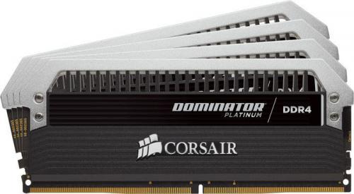 Corsair Dominator Platinum DDR4, 4x8GB, 3466MHz, CL16 (CMD32GX4M4B3466C16)