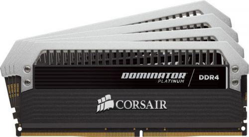 Corsair Dominator Platinum DDR4, 4x8GB, 3466MHz, CL16 (CMD32GX4M4B3466C16)