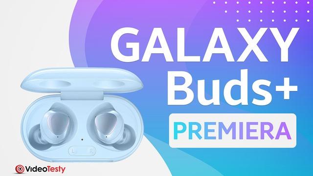 Samsung Galaxy Buds+ - premiera pogromcy Airpodsów?