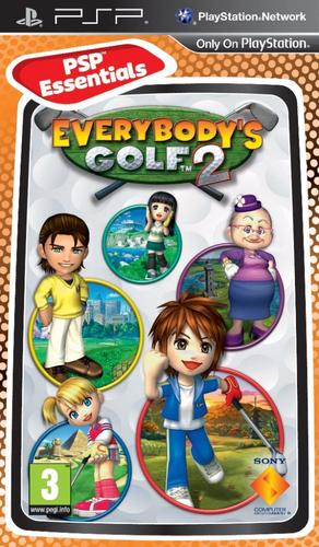 Sony Everybody's Golf 2 PSP Essentials 9177470 ENG