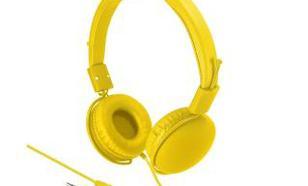 e5 Freaky Tunes RE02290 (żółty)