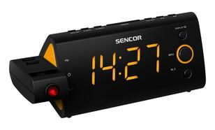 SENCOR SRC 330OR radiobudzik