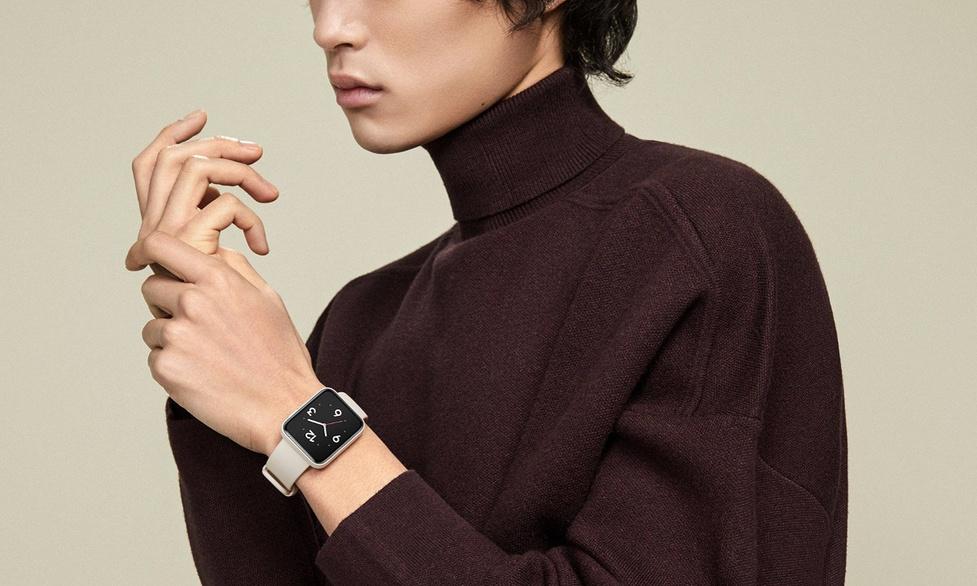 Tani smartwatch dla aktywnych Xiaomi Mi Watch Lite w sklepach