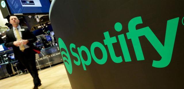Spotify na Giełdzie