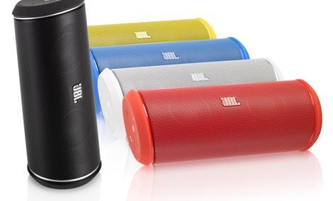 Ulubiona muzyka w każdym miejscu - bezprzewodowy głośnik JBL Flip2