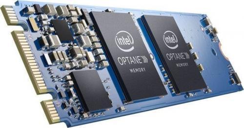 Intel Optane Memory M10 16GB PCIe x2 NVMe