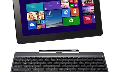 ASUS Transformer Book T100 - notebook z odłączanym ekranem HD