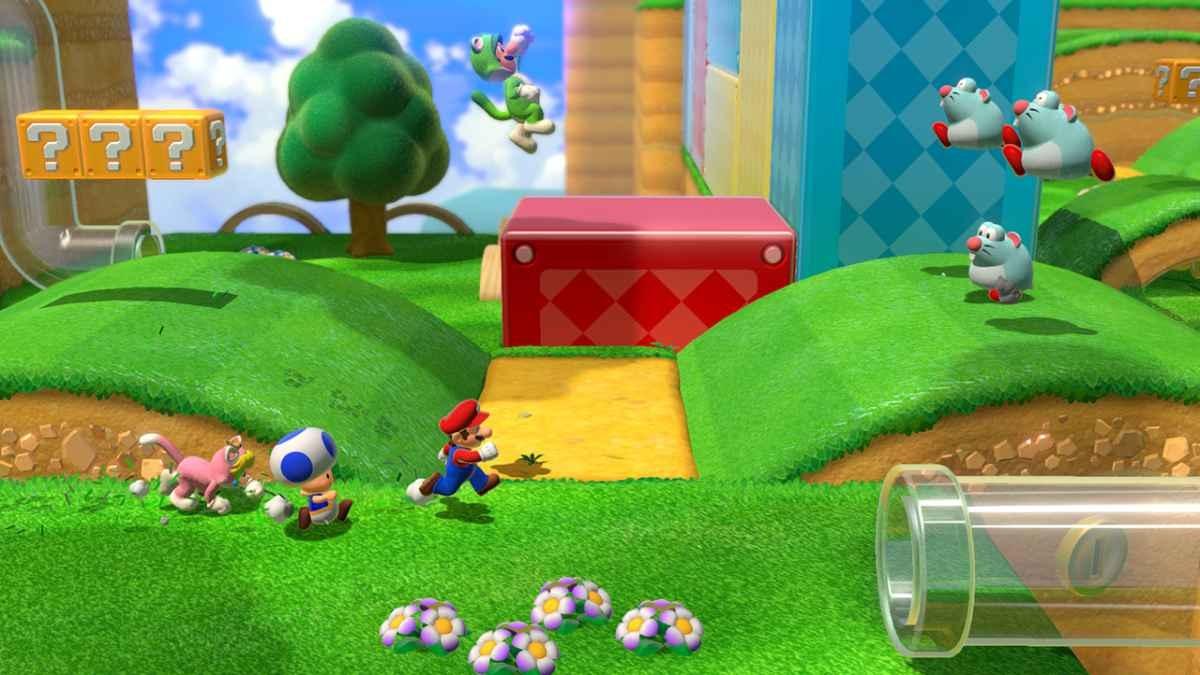 Super Mario 3D World + Bowser's Fury - Czas ponownie uratować muchomorowe królestwo!