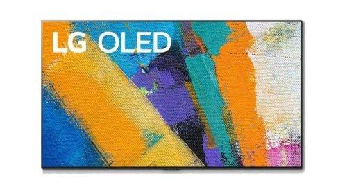 LG OLED55GX3LA na białym tle