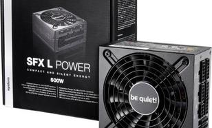 Be quiet! SFX-L Power 500W 80+ Gold BN214