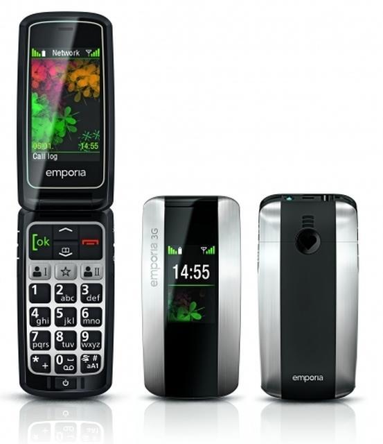 Telefon dla Seniora z ciekawymi funkcjami - emporiaCONNECT