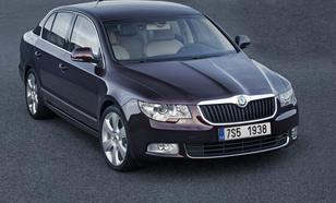 Skoda Superb Hatchback 2,0TDI CR DPF (170KM) M6 Platinum 5d