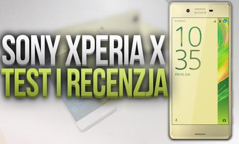 Sony Xperia X - Test i Recenzja Telefonu z Przednią Kamerką 13 Mpix