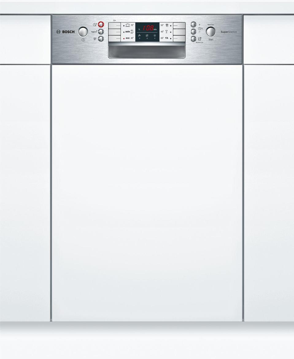 do zabudowy BOSCH SPI 46MS01E ( szer. 44,8cm ; Panel otwarty ; biały )