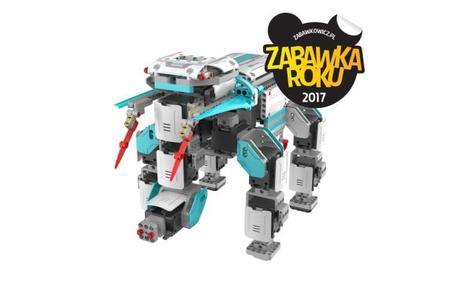 Przed Wami JIMU Robot - Zabawka Roku 2017!