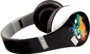XX.Y Fineasz i Ferb, czarne (HP-8810V)