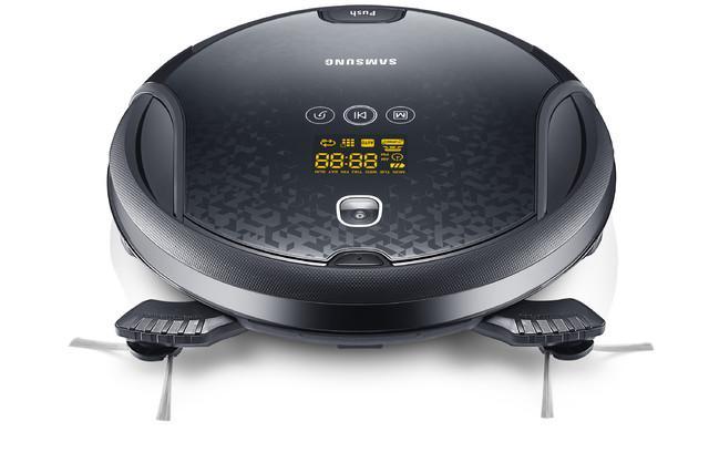 Samsung NaviBot Corner Clean - inteligentny odkurzacz