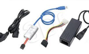 "Gembird USB 3.0 -> SATA; 2,5""; 3,5"""