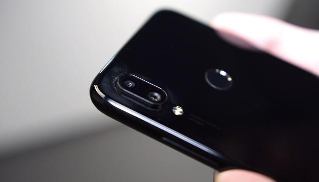 Redmi Note 7 ma odstające aparaty