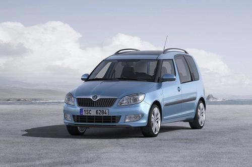 Skoda Roomster Van 1,2TDI CR DPF (75KM) M5 5d