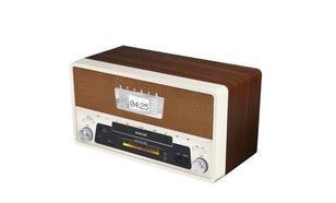 SENCOR Radio stereo SRD400 RETRO USB,czytnik SD/MMC, MP3