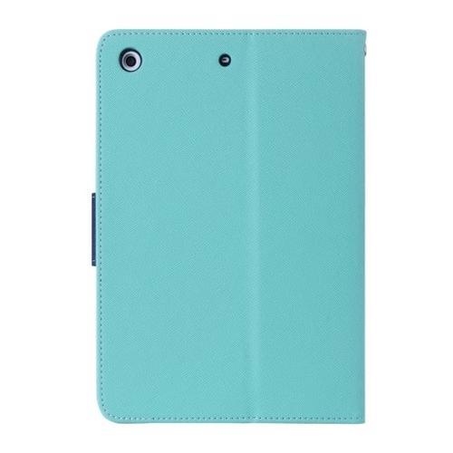 "WEL.COM Etui Fancy Diary do LG G pad 8.3"" miętowo-granatowe"