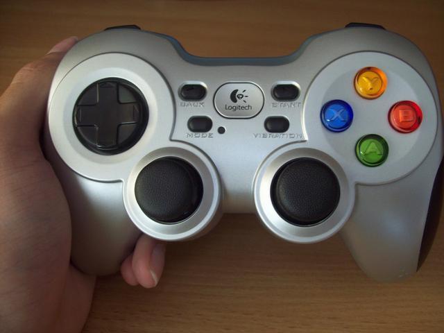Gamepad F710 Pad