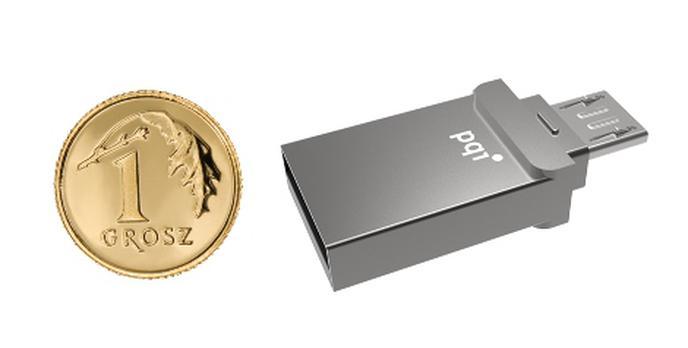 PQI Connect 201 – innowacyjny pendrive z podwójnym interfejsem dla PC i urządzeń mobilnych