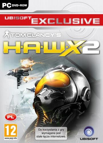 UEX RED Tom Clancy's H.A.W.X. 2 (HAWX 2)