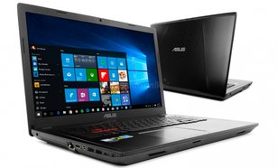 ASUS FX753VD - 120GB M.2 + 1TB HDD | 16GB