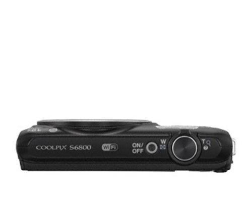 Nikon S6800 black