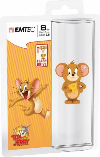 EMTEC Pendrive 8GB Jerry Hanna Barbera HB103