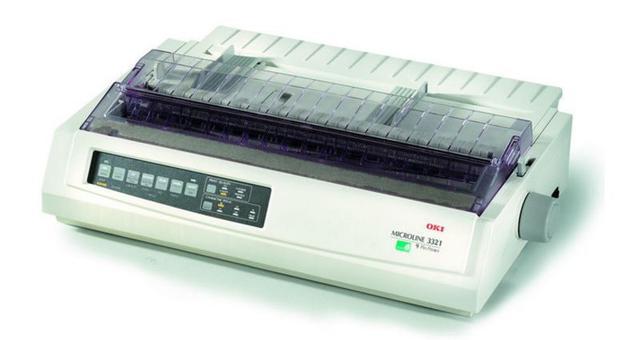 drukarka igłowa OKI ML 3321 Eco (1308301)