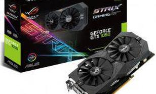 Asus GeForce GTX 1050 2GB GDDR5 (128 Bit) HDMI, DVI-D, DP, BOX (STRIX-GTX1050-2G-GAMING)