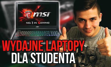 Wybieramy Wydajny Laptop Dla Ucznia Lub Studenta
