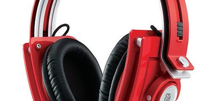 Słuchawki Level 10 M w edycji Blazing Red