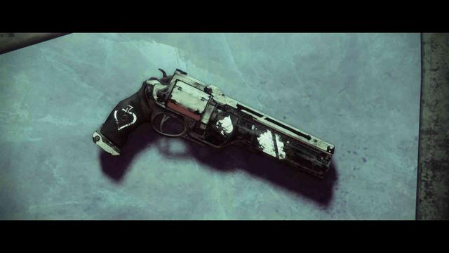 Destiny 2: Porzuceni - Legendarny rewolwer Clayeda 6