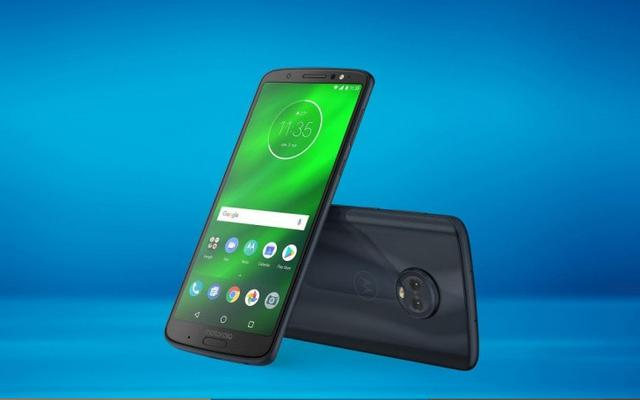 Nowe Moto G6