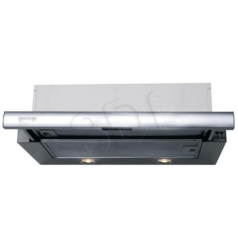 GORENJE DKF 600 MH (Inox/ wydajność 420m)