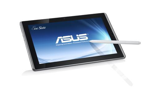 Nowy wydajny tablet biznesowy od ASUSa - Eee Slate B121