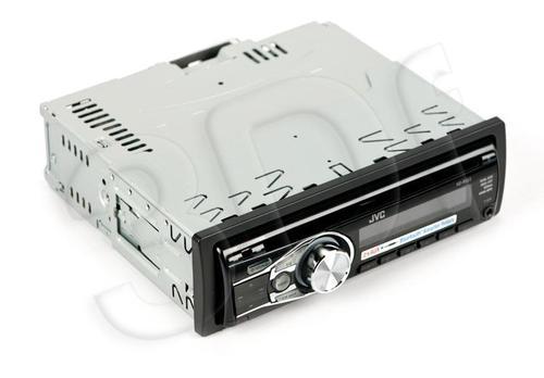 Radioodtwarzacz samochodowy JVC KD-R322