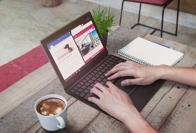 Zestaw dla profesjonalistów - prosto od Lenovo.